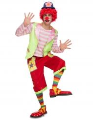 Déguisement clown rodéo adulte