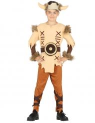 Déguisement viking beige garçon