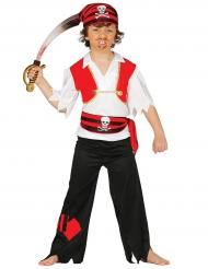 Déguisement chefs des pirates garçon