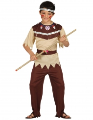 Déguisement indien cherokee garçon