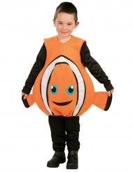 Déguisement poisson orange rigolo enfant