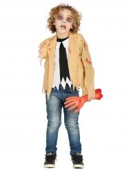 Déguisement zombie sans bras enfant