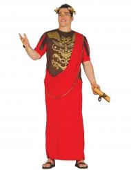 Déguisement centurion rouge homme