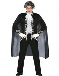 Déguisement fantôme baroque homme Halloween
