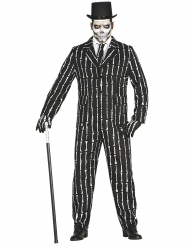 Costume Mr. Os skeleton homme