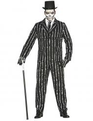 Costume Mr. Os skeleton homme