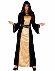 Déguisement comtesse faucheuse femme Halloween