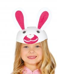 Casquette lapin rigolo enfant