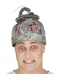 Chapeau siège éléctrique adulte Halloween