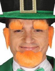 Kit accessoire orange adulte Saint Patrick