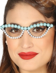 Lunettesannées 50 perles femme