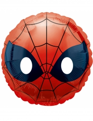 Ballon aluminium Spiderman ™ Emoji ™ 43 cm