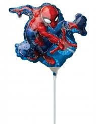Petit ballon  sur tige aluminium Spider-Man ™