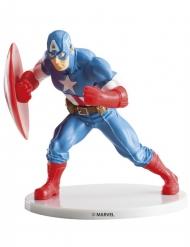 Figurine Captain America ™ 9 cm