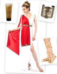 Pack déguisement romaine