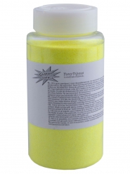 Poudre fluo jaune 500 g