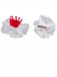 Mini clip princesse rose 13 X 5 cm