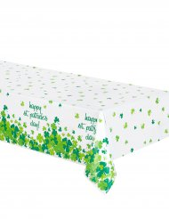 Nappe en plastique Happy St Patrick