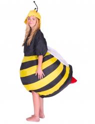 Déguisement abeille gonflable adulte