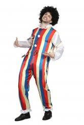 Déguisement clown poignardé homme Halloween