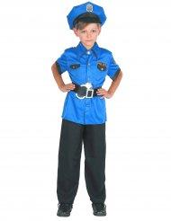 Déguisement policier avec ceinture garçon