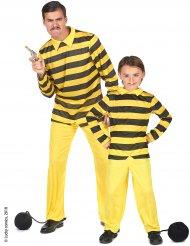 Déguisement de couple Dalton père et fils- Lucky Luke™