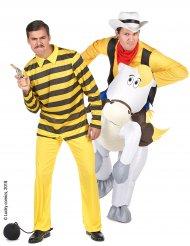 Déguisement de couple Porte-moi Jolly Jumper et Dalton- Lucky Luke™