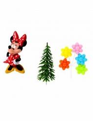 Kit de 4 pièces décoratives Minnie ™