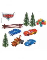 Kit de 7 pièces décoratives Cars ™ 10 x 26 x 6 cm