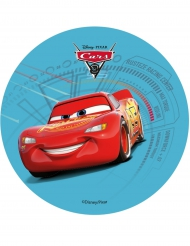 Disque en azyme Cars 3 ™ Flash McQueen 14,5 cm