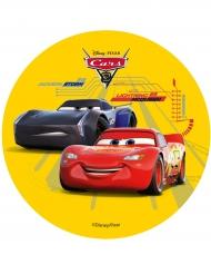 Disque azyme Cars 3 ™ Flash McQueen et Jackson Storm 14,5 cm