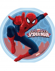 Disque azyme Ultimate Spiderman ™ 14,5 cm