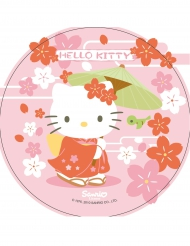 Disque en azyme Hello Kitty ™ 21 cm