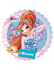 Disque azyme Winx ™ Bloom 21 cm