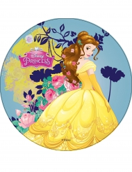 Disque azyme Princesses Disney ™ Belle 21 cm
