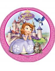 Disque azyme Princesse Sofia ™ 21 cm