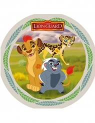 Disque azyme La Garde du Roi Lion ™ Kion, Fuli et Bunga 21 cm