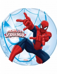 Disque en azyme Ultimate Spider-Man ™ 21 cm