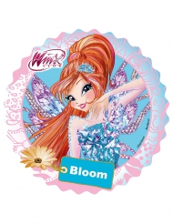 Disque en sucre Winx ™ Bloom 21 cm