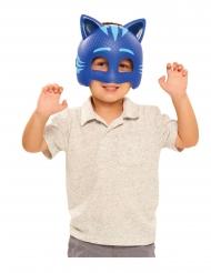 Masque en plastique moulé Yoyo Pyjamasques™ enfant