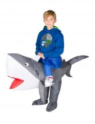 Déguisement requin gonflable enfant