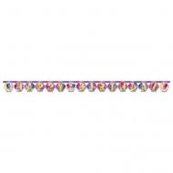 Guirlande Happy Birthday Shimmer & Shine™200X15cm
