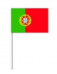 Drapeau papier Portugal 14 x 21 cm