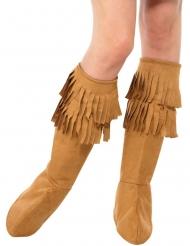 Couvre bottes indien adulte