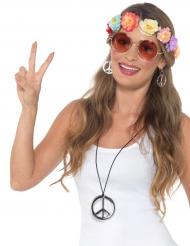 Kit accessoires hippie femme
