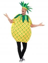 Déguisement ananas adulte