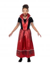 Déguisement princesse vampire fille