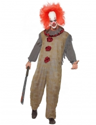 Déguisement clown vintage homme