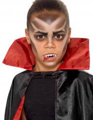Kit maquillage vampire avec dentier enfant