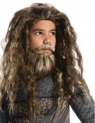 Perruque et barbe enfant Aquaman™